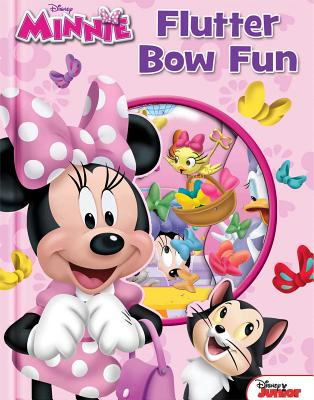 Disney Minnie Mouse Flutter Bow Fun By Disney Minnie Mouse (CRT)